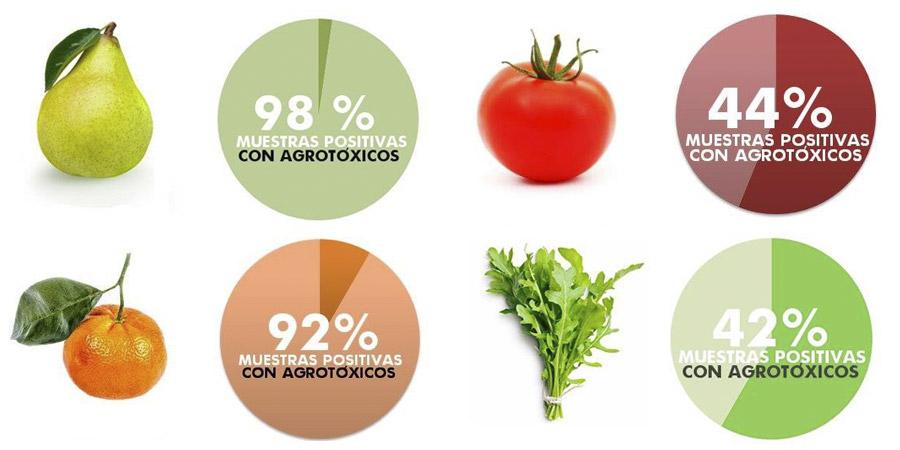Consumo de frutas y verduras en niños argentina